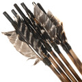 Native American Replica Arrow Feather Fletching 25083