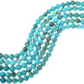Blue Green Turquoise Beads 34702