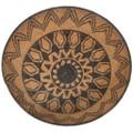 Stunning Apache Tribe Native American Basket 34630