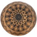 Pristine Geometric Pattern Apache Basket Weaving 34630