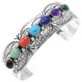 Native American Gemstone Bracelet 19421