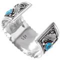 Authentic Navajo Garrison Boyd Eagle Bracelet 28890