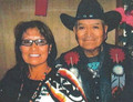 Navajo Rose and Tommy Singer 35105