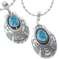 Authentic Navajo Tommy Singer Rose Singer Pendants 35128