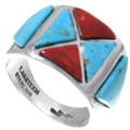 Native American Turquoise Ring 35171