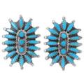 Matching Sleeping Beauty Turquoise Earrings 35237