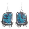 Matching Turquoise Earrings Necklace Set 35239