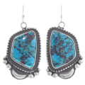 Matching Turquoise Earrings Necklace Set 35260