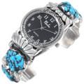 Vintage Sleeping Beauty Turquoise Watch 35284