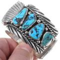 Sleeping Beauty Turquoise Watch Bracelet 35285