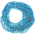 Smooth Polished Turquoise Nuggets Beads Strand 34795