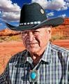 Navajo Jeweler Tommy Singer 35382