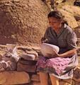Acoma Master Potter Juana Leno 34510