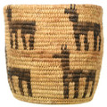 Authentic 1930s Native American Basket 35414