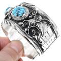 Sterling Silver Native American Southwest Bracelet 35484