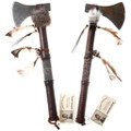 Authentic Navajo Diné Larry Cly Tomahawk Axe 35647