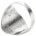 Sterling Silver Zuni Ring Signed 32259