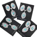 Western Concho Jewelry Set Navajo Made 35791