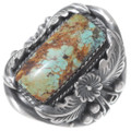 Native American Turquoise Mens Ring 35929