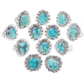 Native American Turquoise Rings 35932