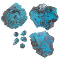 Large Turquoise Nuggets Rough Mine Run