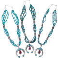 Native American Turquoise Necklaces 38038