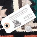 Navajo Tribe Rug Weaving Hand Made 38064