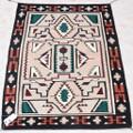 Authentic Navajo Wool Rug 38064