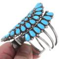 Vintage Sleeping Beauty Turquoise Bracelet 38082