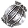 Native American Turquoise Cuff Bracelet 38082