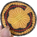 Authentic Hand Woven Hopi Basket 39126