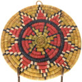 Hand Woven Native American Basket Tray 39156