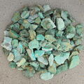 High Grade Turquoise Nuggets Cabbing Rough Wholesale Pricing 37001