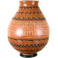 Casas Grandes Pottery Hand Painted Paquimé Patterns 39192
