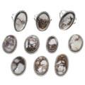 Wild Horse Magnesite Navajo Ladies Ring 39196