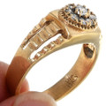 14K Gold Ring Made in Italy 39220