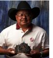 Navajo Silversmith Bruce Morgan 39224
