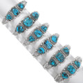 Authentic Navajo Made Turquoise Jewelry 26658