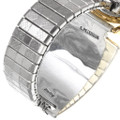 Authentic Navajo Made Calvin Peterson Gold Watch Signed 39245