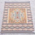 Vintage Navajo Burntwater Rug 38294