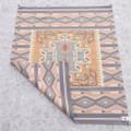 Wool Navajo Rug Weaving Vintage 1970s 38294