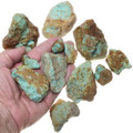 Natural Number 8 Turquoise Rough 37046