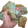 Natural Number 8 Turquoise Rough 37047