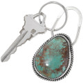 Native American Turquoise Key Ring 39363