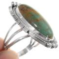 Arizona Turquoise Navajo Made Ring 39395