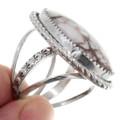 Navajo Hand Made Sterling Silver Ring 39403