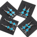 Turquoise French Hook Earrings 39446