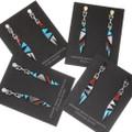 Sterling Silver Turquoise Zuni Earrings 39463