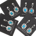 Sterling Silver Turquoise Native American 39486