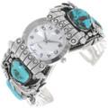 Vintage Sleeping Beauty Turquoise Watch 39517